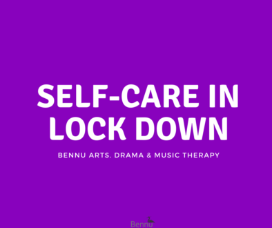 Self-care in lock down image 1