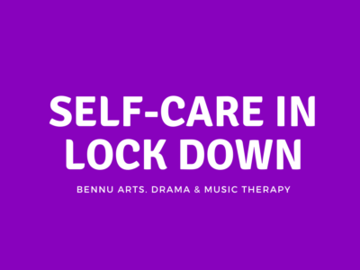 Self-care in lock down image 1